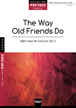 The way old friends do