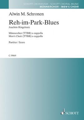 Reh im Park Blues
